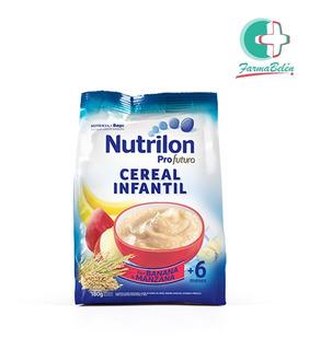 Nutrilon Cereal 5 Manzana Y Banana 180gr +6 Meses