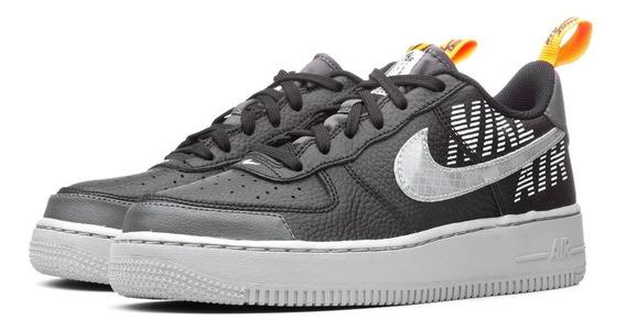 Zapatillas Nike Air Force 1 07 Lv8 Black - Hombre