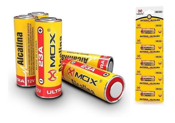 Bateria Mox Mo-23a 12v Alcalina Cartela Com 5