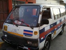 Combi, Nissan Caravan