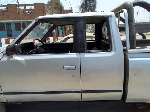 Nissan Fiera 4x4 Diesel Ocasion Datsun