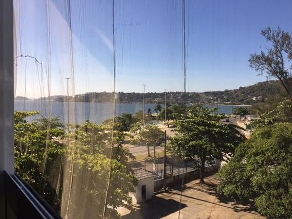 Sala Em São Francisco, Niterói/rj De 38m² À Venda Por R$ 380.000,00 - Sa214221