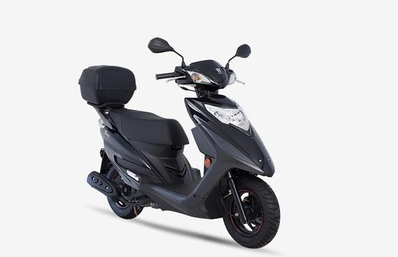 Honda Elite 125 | Suzuki Lindy 2019 - Jaqueline