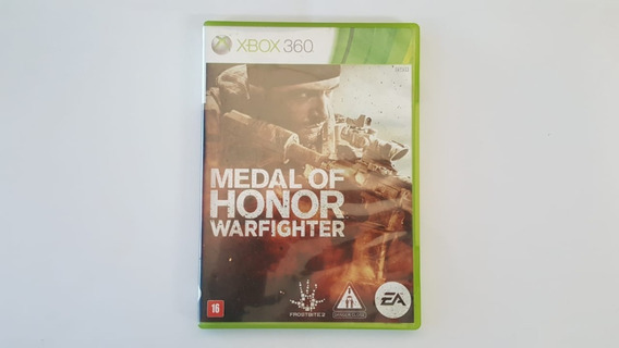 Medal Of Honor Warfighter - Xbox 360 - Original - 1 Disco