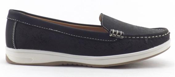 Zapatos Lady Stork Mocasines Dama Mujer Elba Promo Comodos