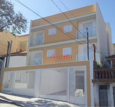 Apartamento Residencial À Venda, Jardim Santo Antônio, Santo André. - Ap0686