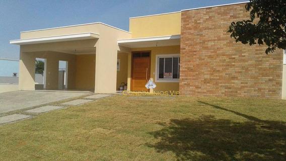 Casa À Venda, 290 M² Por R$ 1.300.000,00 - Jardim Emicol - Itu/sp - Ca0707