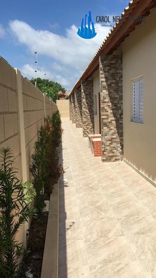 3889- Casa Em Cond Fechado Com Piscina Lado Praia Itanhaém