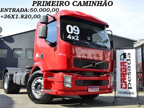 Volvo Vm310 Vm 310 4x2 2009 = Vm 330 Vw 19320 19330 Mb 1933