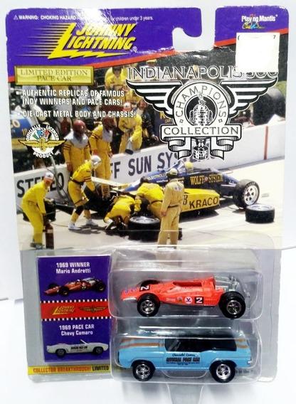 Johnny Lightning Indianapolis Winner Mario Andretti - 1/64