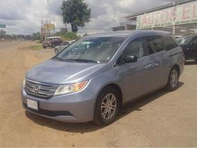 Honda Odyssey 3.5 Lx Minivan At 2011 !!no Hago Cambios