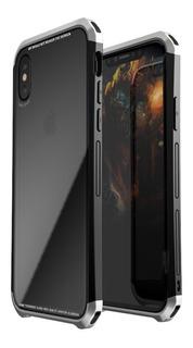 Funda Para iPhone X - Hdx Case De Cristal Templado