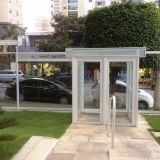 Apartamento Mobiliado Com 1 Dormitório Para Alugar, 50 M² Por R$ 2.300/mês - Moema - São Paulo/sp - Ap19174