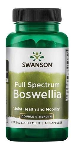 Full Spectrum Boswellia 800 Mg 60 Caps De Swanson