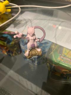 Figura Mewtwo Pokemon Muñeco De Accion Juguete
