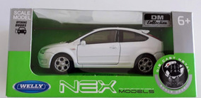 Welly - Nex - Ford Focus St - Escala 1/43