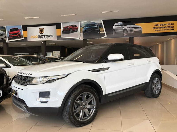 Land Rover Evoque Pure P5d 2012