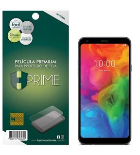 Película Hprime Premium LG Q7 / Q7 Plus - Fosca Ou Invisível