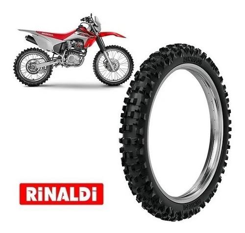 Cubierta Rinaldi 80 100 21 Rmx 35 Enduro Cross Taco Moto26