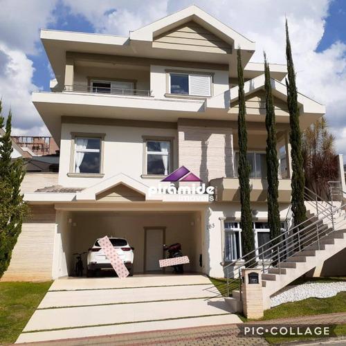 Casa À Venda, 350 M² Por R$ 1.800.000,00 - Urbanova - São José Dos Campos/sp - Ca2583