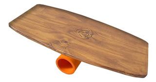 Balance Board Gdo Indoor Surf Madera De Pino - No Se Parte