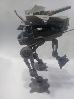 Juguete De La Guerra De Las Galaxias Hailfire Droid *45vrds*