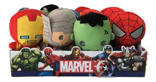 Peluche Spider Man Avengers Hulk Iron Man Thor Marvel Bigsho