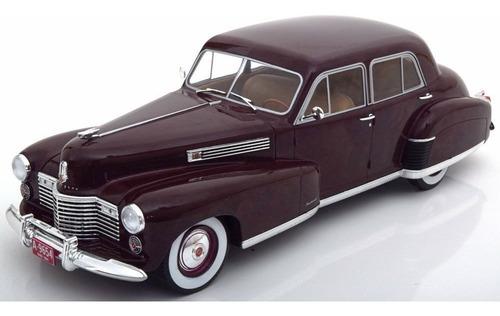 Auto Colección Cadillac Fleetwood Series 60 - Escala 1/18