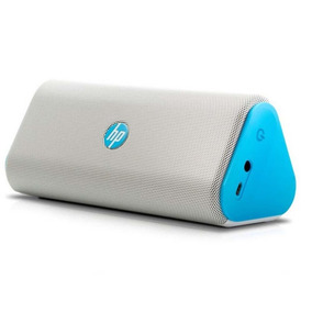 Caixa De Som Mobile Hp Roar Bluetooth Azul