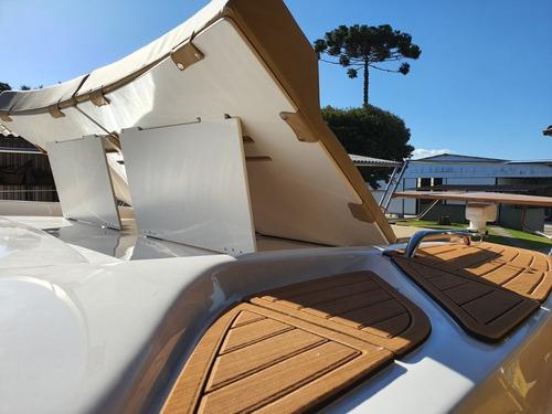 Triton 470 Fly + 2x D6 400 / Nxboats