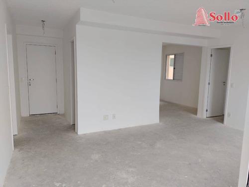 Apartamento Original Da Forma Que A Construtora Entregou, Andar Alto, 114m² E Com 3 Dorms - Ap0526