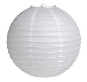 Lanterna Japonesa 30cm Oriental Luminária Chinesa Papel
