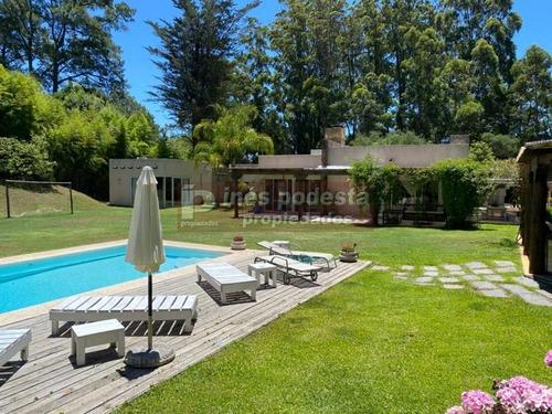 Casa En Punta Del Este, Lugano   Ines Podesta Ref:2833- Ref: 2833