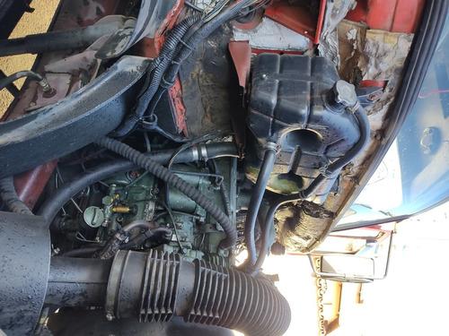 Caminhão Truk 1418 Carroceria