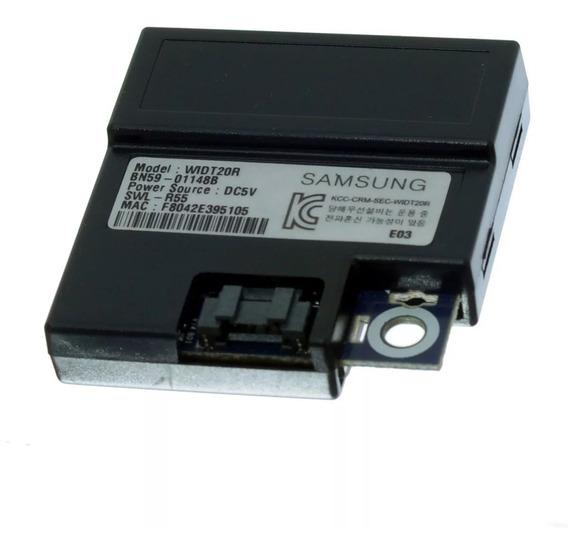 Adaptador Wireless Wifi Samsung Interno   Widt-20r   Widt20r