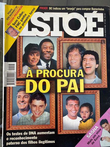 Revista Istoé, Número 1505. 05/08/1998. À Procura Do Pai.