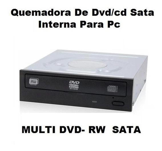 Unidad Optica Interna Quemadora Lectora Dvd Cd
