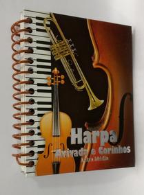 Harpa Cristã E Corinhos Média / Capa Em Espiral [ref. 09]