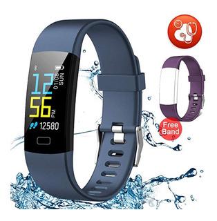 Smartwatch Fitness Tracker Con Ritmo Cardiaco, Actividad