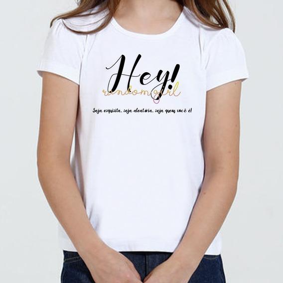 Camiseta Feminina Frases Camisetas Para Meninos Branco