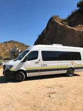 Arriendo Van Chofer Turismo Viaje Especial Reg. De Los Rios