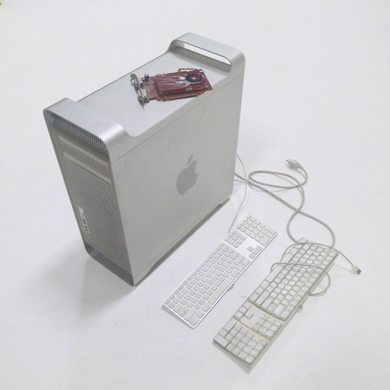 Mac Pro 3,1 8 Core 16 Gb Ram. A Placa De Vídeo Ati5870 Parou