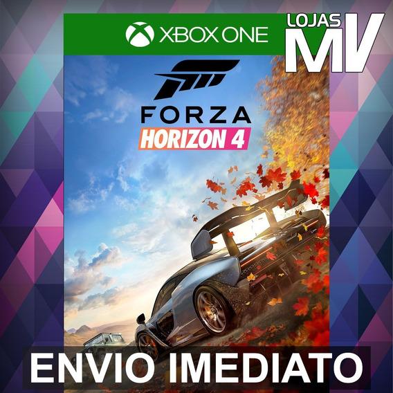 Forza Horizon 4 - Xbox One Código 25 Dígitos