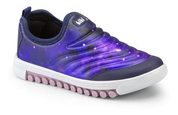 Tênis Infantil Bibi Roller New Feminino Galaxy 679537