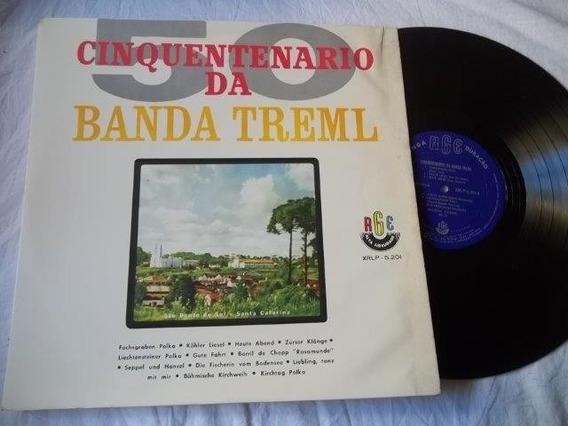Lp Vinil - Cinquentenario Da Banda Treml - Mpb Conjunto