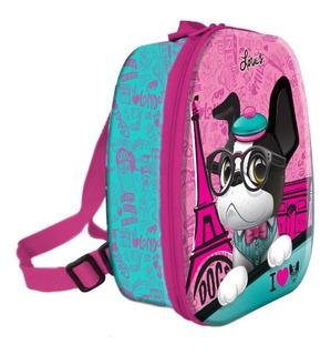 Mochila Fashion Trendy Dogs Mascota