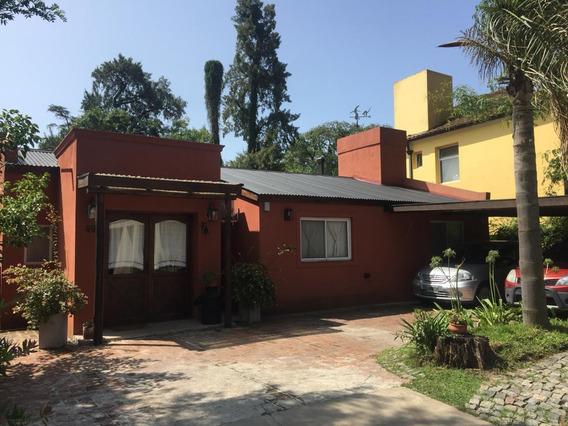 Casa En Venta Barrio Privado Jardines De Escobar