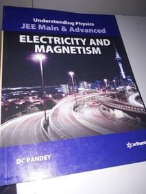 Indianos - Physics Jee Electricity Mag.(novo-frete Grátis)