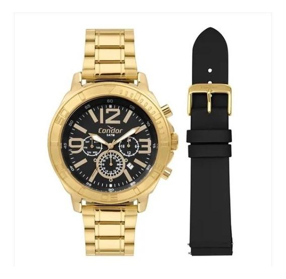 Relógio Masculino Condor Civic Cojp25ac/t4p= 14