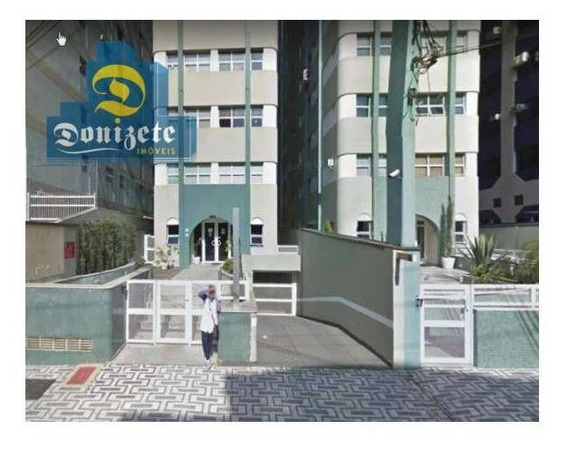 Sala À Venda, 35 M² Por R$ 180.000,00 - Vila Guiomar - Santo André/sp - Sa0462